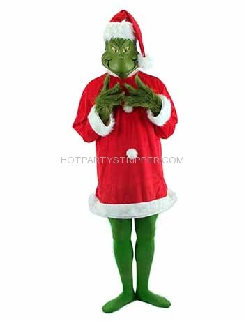 rent a santa character for christmas