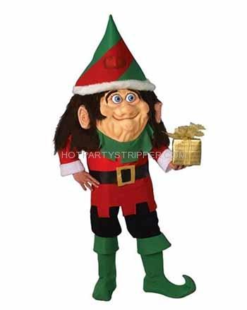 hire elf santa claus